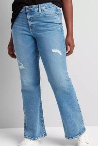 NEW Lane Bryant Signature Fit Boot Cut Jeans
